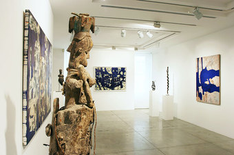 The Essence of Things: Bo Joseph with African Art, 2008