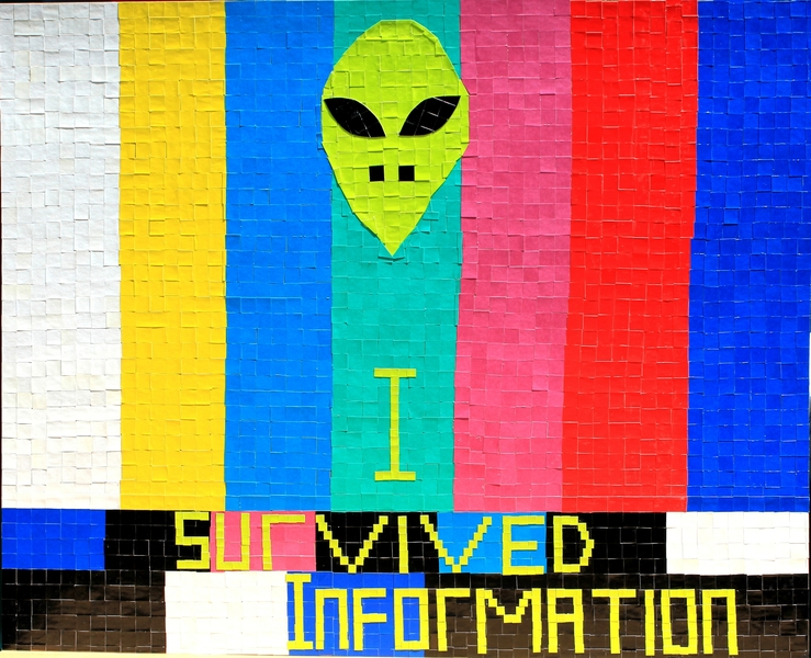 "I  SURVIVED INFORMATION "" I SURVIVED INFORMATION # 2 ""."