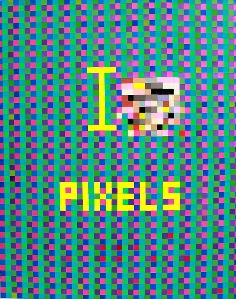 "I  SURVIVED INFORMATION "" I PIXEL PIXELS """