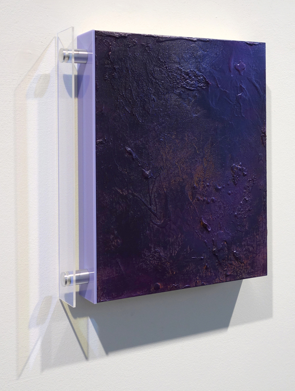 Brandon Shimmel Leisure Destinations, 2014-16 Acrylic, Acrylic Sheet, Aluminum on Panel