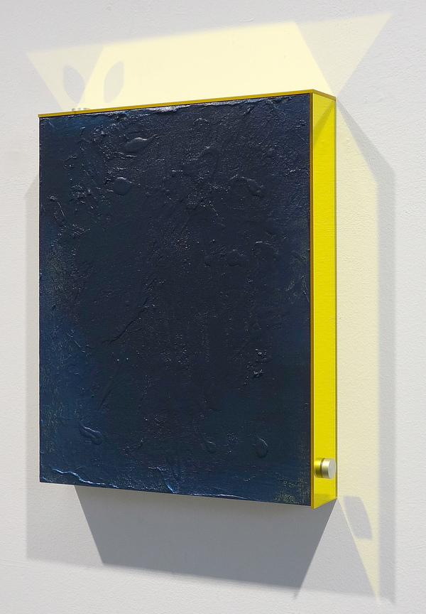 Brandon Shimmel Leisure Destinations, 2014-16 Acrylic, Acrylic Sheet, Aluminum, on Panel