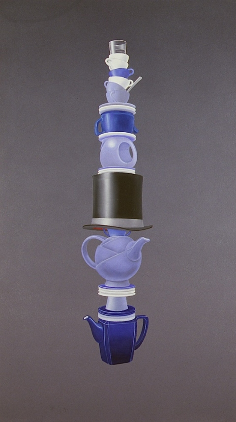 Bruce Richards Mad Hatter series/ 1989