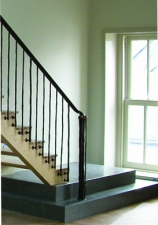 Bruns Associates Stair railings