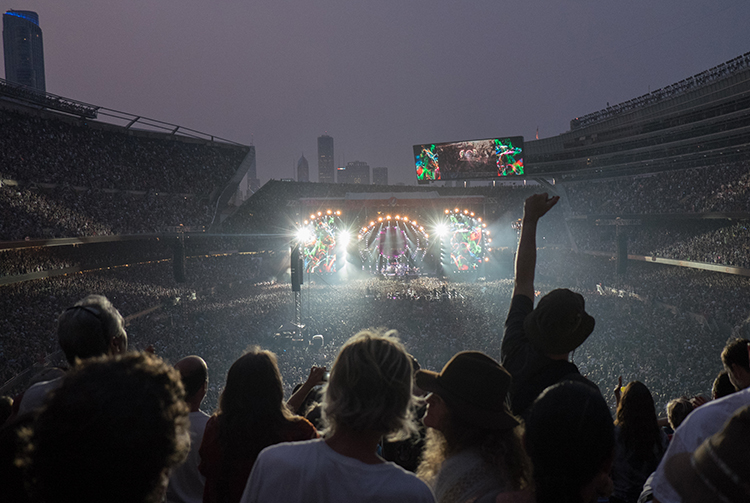 Music Grateful Dead 'Fare Thee Well' Chicago