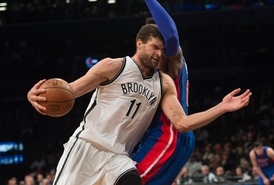 Sports Brooklyn Nets' Brook Lopez