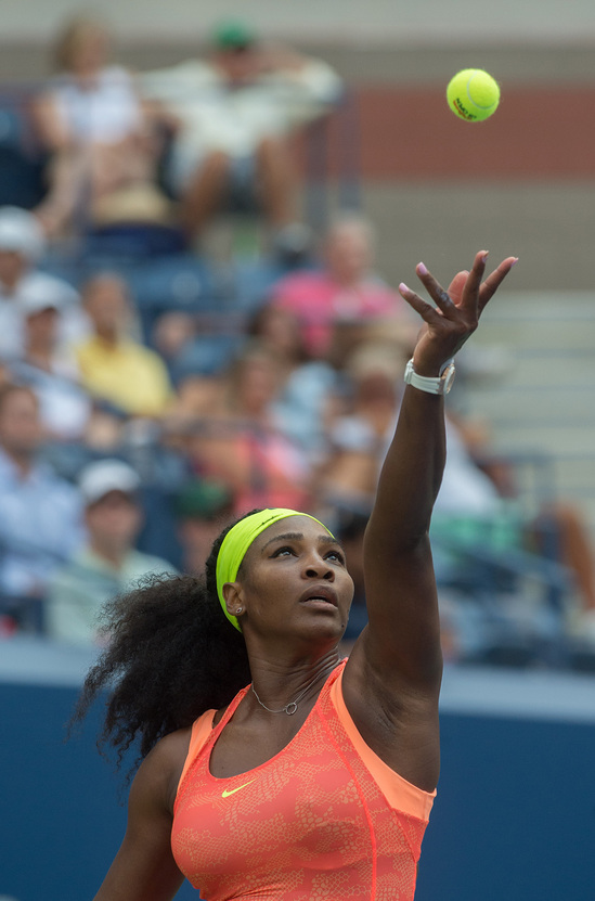 Sports Serena Williams - 2nd Round - US Open