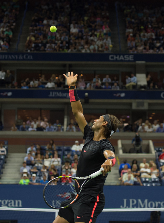 Sports Rafael Nadal - 3rd Round - US Open