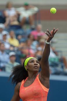 Serena Williams - 2nd Round - US Open