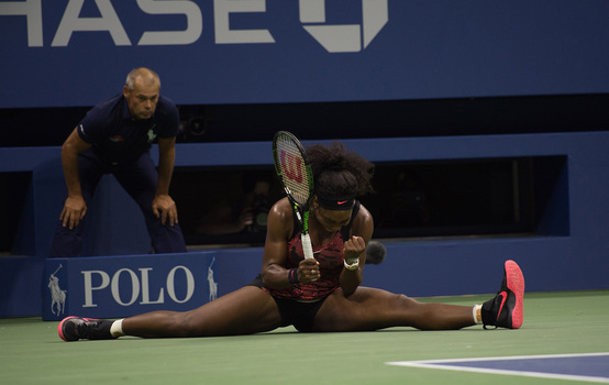 Serena Williams - 3rd Round - US Open
