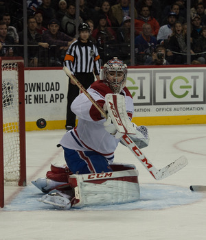 Montreal Canadian's Carey Price