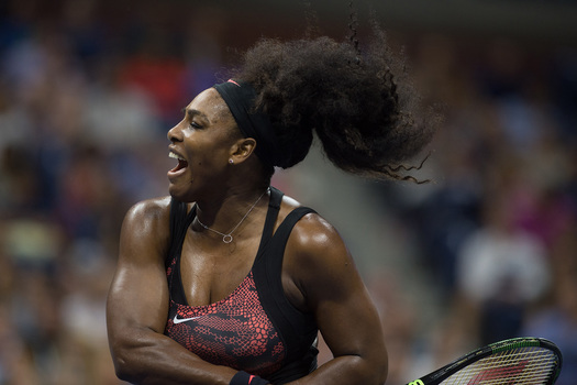 Serena Williams - 3rd Round US Open