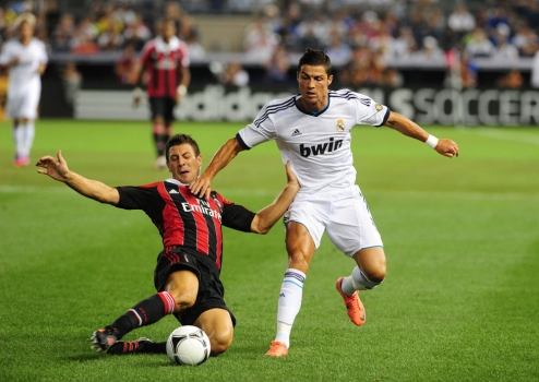 Real Madrid vs. A.C. Milan