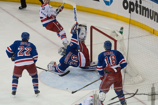 NHL Playoffs NY Rangers vs. Washington Capitals