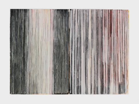 Cair Crawford PELTS 2012-2013 Oil/paper