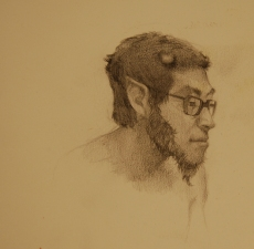 CAITLIN HURD Drawings and Portraits pencil on paper