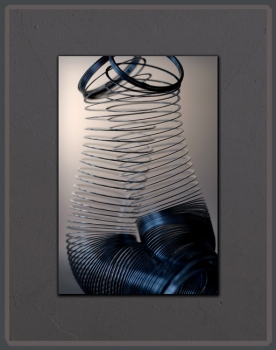 CANDACE DICARLO 70' of Coiled Steel