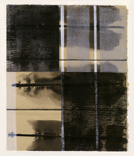 CARLA AURICH Drawings 2014- Fossil and Limestone sumi ink, printing ink and gouache on bfk