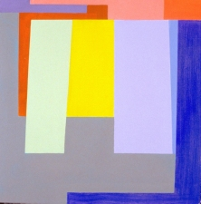 CARLA AURICH Paintings 2010-2011 Oil on linen on board