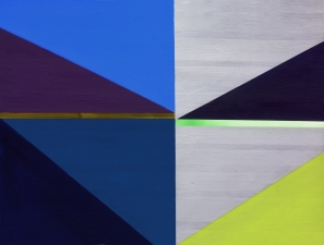 CARLA AURICH Paintings 2012 oil on panel