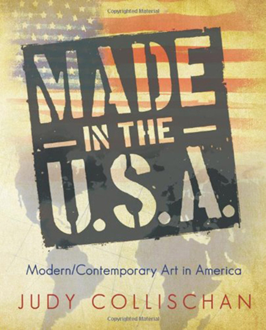 "Catalogues / Publications Collischan, Judy ""Made in the U.S.A."""