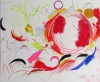 Taiko Drawings  crayons and pencils on paper