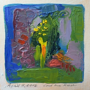 Carol Anna Meese Small Paintings oil on canvas