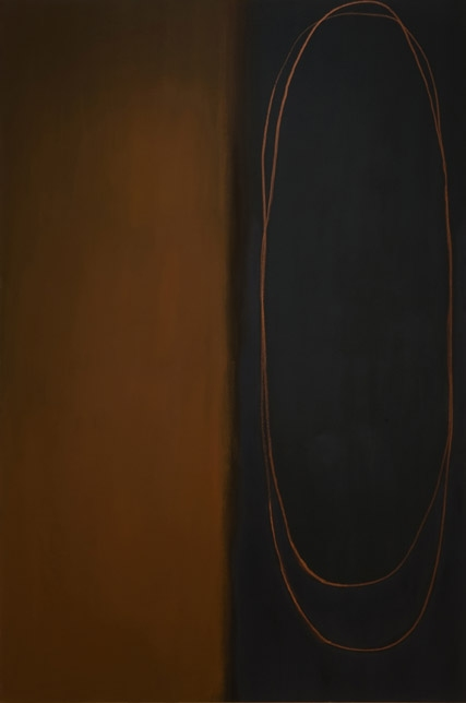 Body Work, 2010-Paintings Oil on canvas