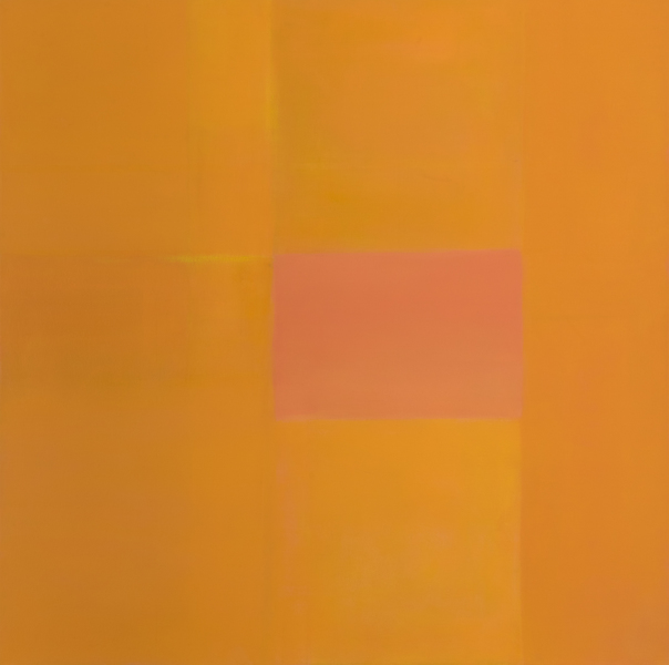 Shifting Light, Paintings Orange