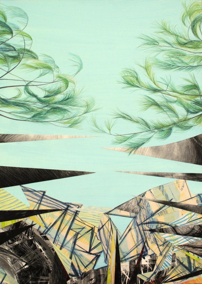 CAROLYN SWIFT : Works : Ebb and Flow