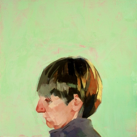 PORTRAIT/FIGURE Cheek by jowl