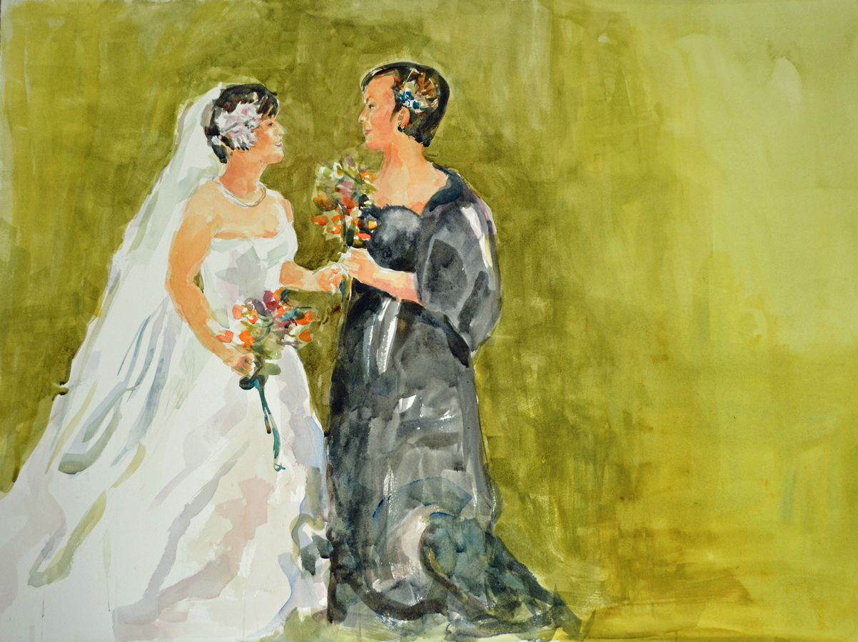Affinities Two Brides
