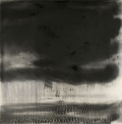Cecilia Moy Fradet Night Series monotype