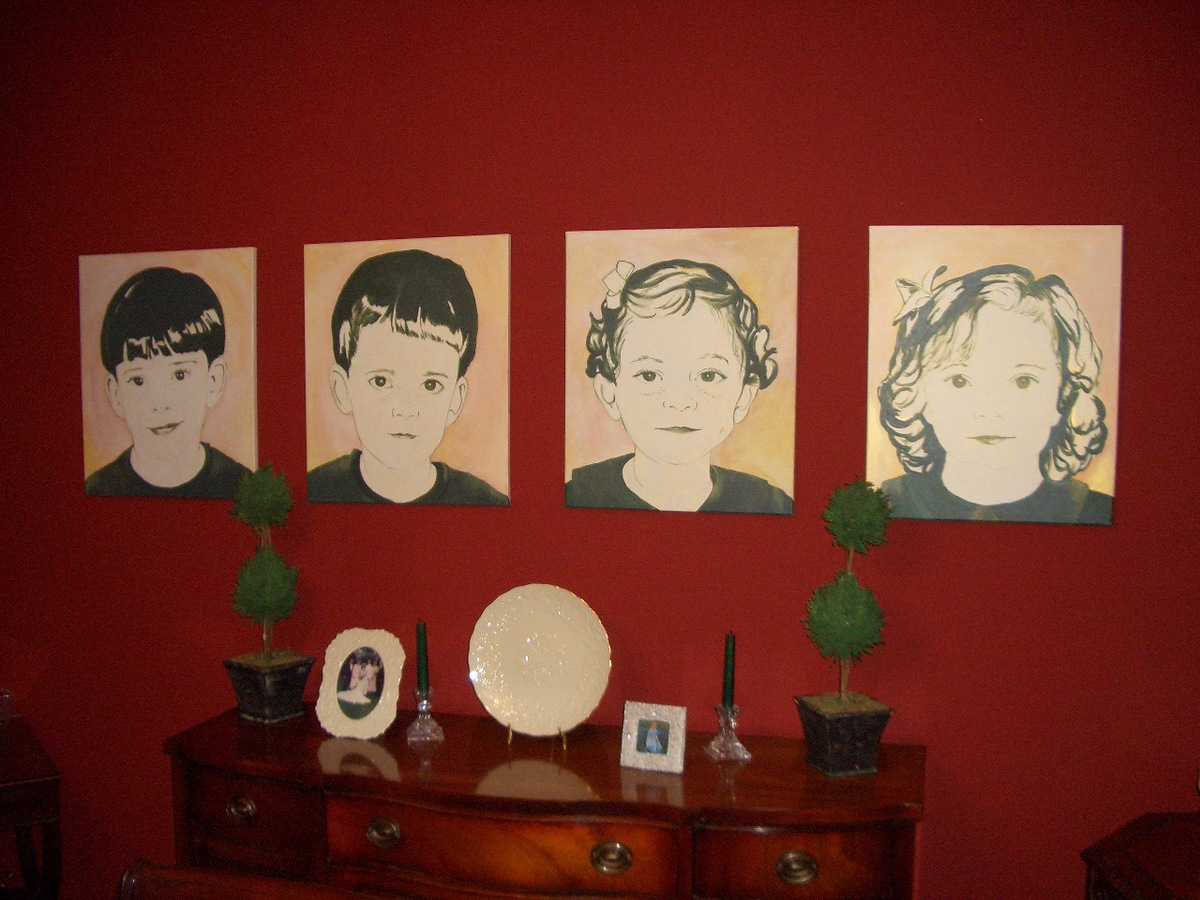 portraits mclauchlans - all age 4