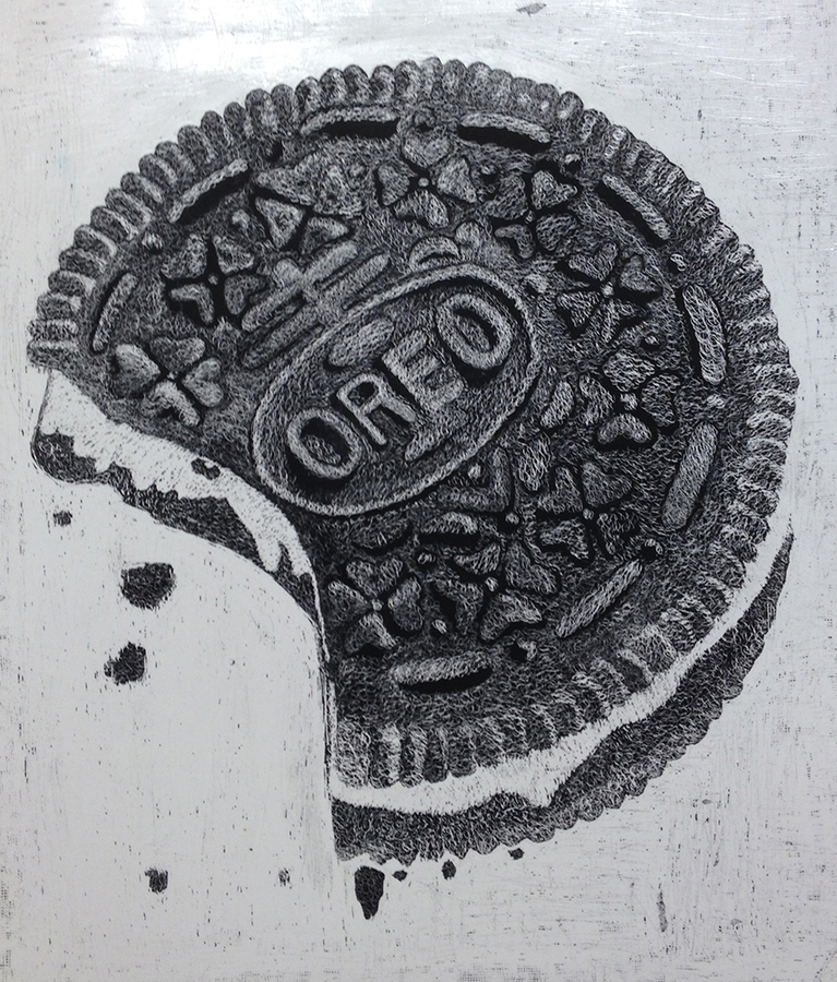 high school student work oreo