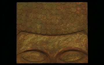 Buddha Head Series
