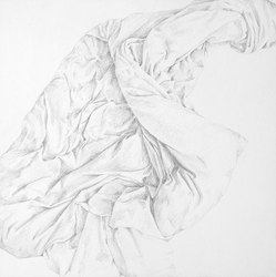Cherith Lundin Atlas graphite on paper