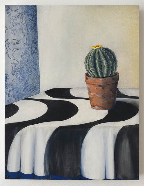 CHEYMORE GALLERY Matt Austin | Plant Life April 27 - July 6, 2019 casein on panel