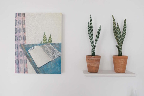 CHEYMORE GALLERY Matt Austin | Plant Life April 27 - July 6, 2019