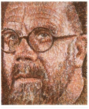 CHEYMORE GALLERY PRINTS: Contemporary Masters Jim Dine and Chuck Close Soft ground etching