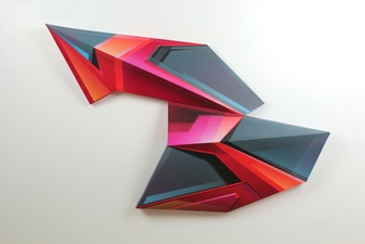 CHEYMORE GALLERY Trygve Faste / Dimensional Shift / July 27- September 28, 2013 acrylic on canvas