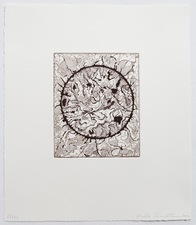 CHEYMORE GALLERY Virtual flat files Hard ground etching, drypoint