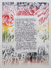 CHEYMORE GALLERY PROPHETIC DIAGRAMS II / October 25- December 19, 2014 Woodcut and photo relief