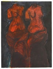 CHEYMORE GALLERY JIM DINE / Past is Present / October 15- December 17, 2016 Copper plate etching