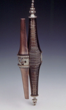 Chris Irick  works from 2006 - 2000 copper, sterling silver, mica
