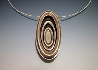 Chris Irick  works from 2006 - 2000 sterling silver.