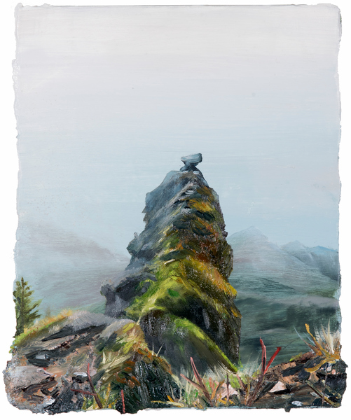 2019 Thick Mist on Saddle Mountain