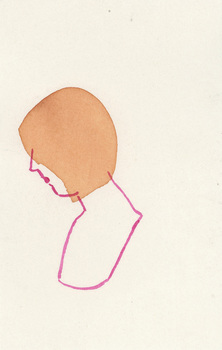 Christina Renfer Vogel Drawings