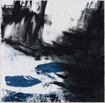 Christine Shannon Aaron Monotypes monotype