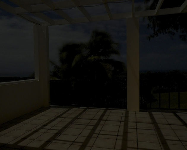 "Night Photographs Terraza, 2015, Archival Pigment Print, 16"" x 20"""