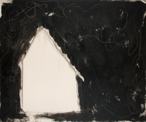 Christopher Kent Schumaker Paintings 2012 Acrylic & Charcoal on Canvas